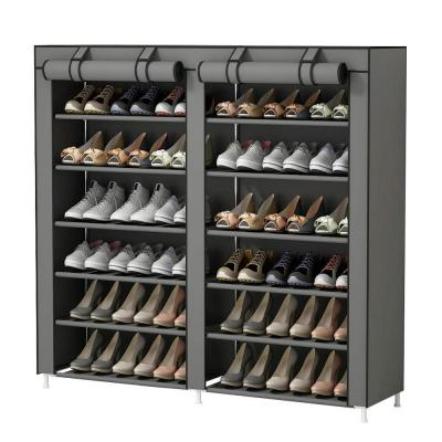 Udear Shoes Rack Organizador De Tela